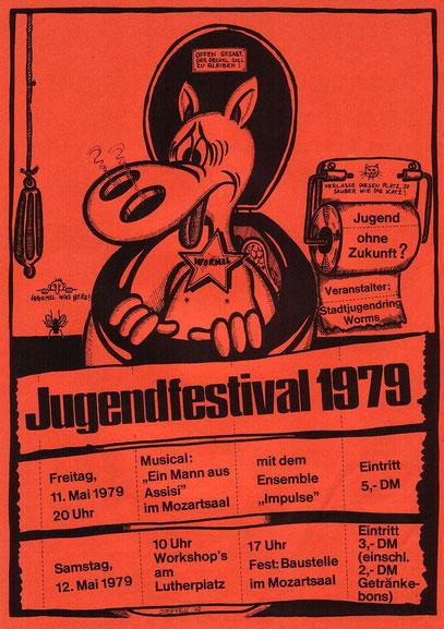 Plakat DIN A 2
