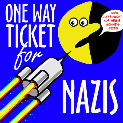 one way ticket for nazis