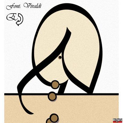 Das Vivaldi-E sieht wie ein Pferdearsch aus