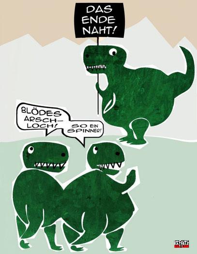 Dino. Das Ende 1