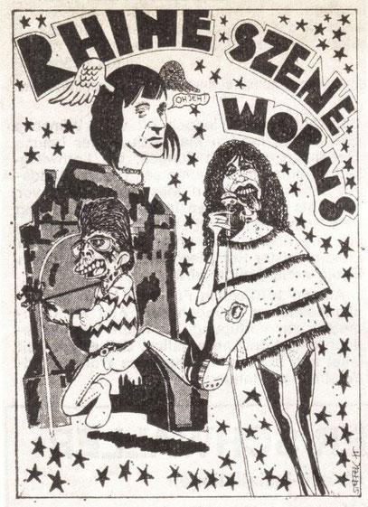 22.05.1975, Illustration zu einem WO-JU-Artikel