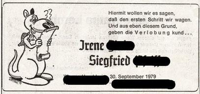 ...ausgerechnet ein Siegfried!!!