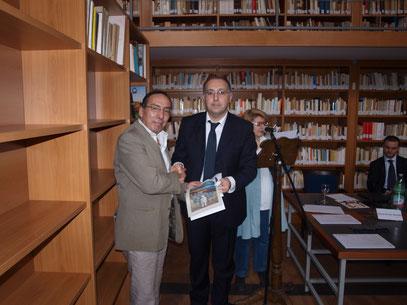 Claudio Prili e Angelo Cocozza