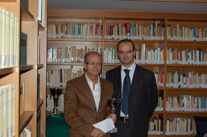 Salvatore D'Ambrosio e Augusto Petito