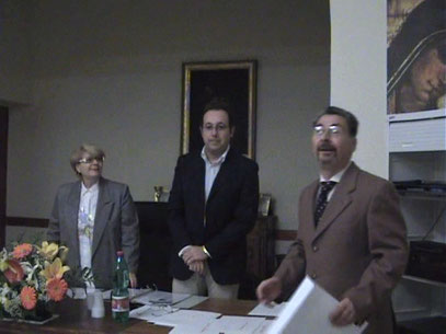 Maria Pia De Martino, Angelo Cocozza e Vincenzo Cerasuolo