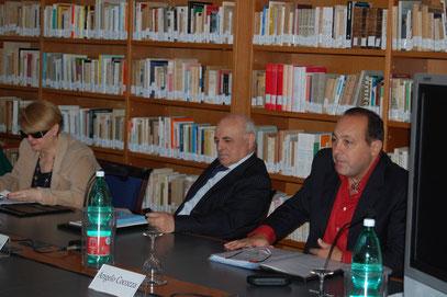 M. Pia De Martino, G. Limone e A. Cocozza