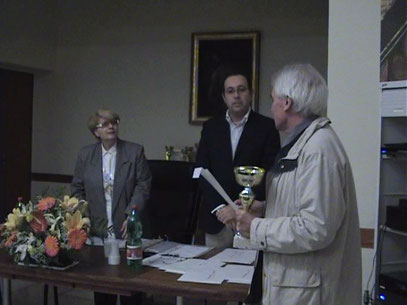 Maria Pia De Martino, Angelo Cocozza e Renzo Piccoli