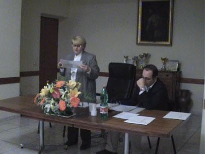 Maria Pia De Martino e Angelo Cocozza