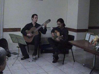 Davide Di Pinto e Raffaele Colombo
