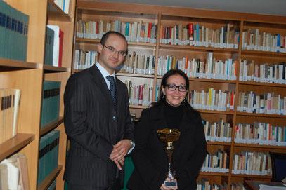 Augusto Petito e Carla Cirillo