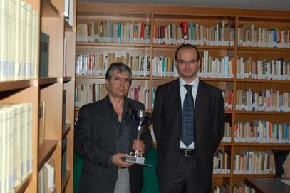 Mario Mangiocavallo e Augusto Petito