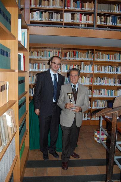Augusto Petito e Mario Relandini