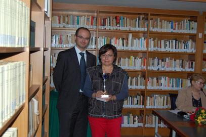 Augusto Petito e Patrizia Cozzolino
