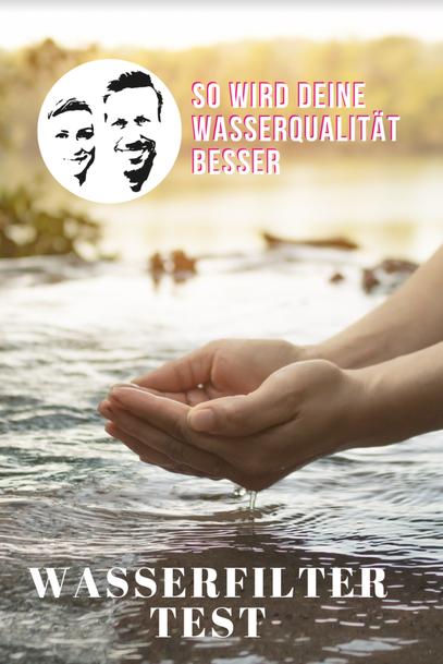 Wasser ist nicht gleich Wasser... Ganz einfach schönes Wasser!