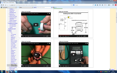come costruire un balun  video