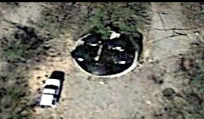 extraterrestre google map