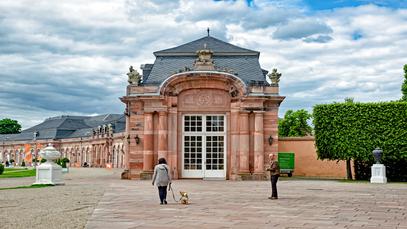 Orangerie im Schwetzinger Schloßpark