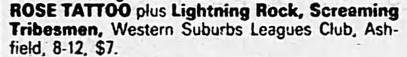 Sydney Morning Herald Friday 22.02.1985 Page 36