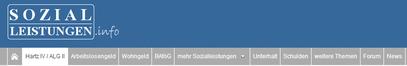 Sozial Leistungen 2013 - klick mich...