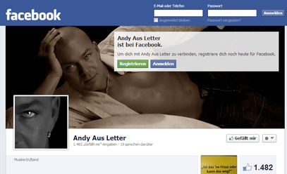 Andreas Mühlnickel - Andy aus Letter, Seelensänger - klick mich...