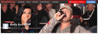 Andy Aus Letter - Vocalist In Letter, Niedersachsen - klick mich...