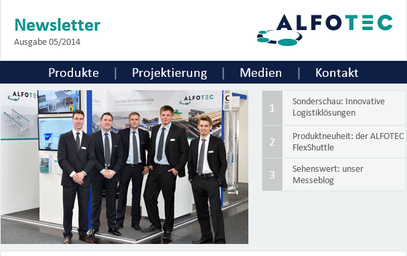 Newsletter ALFOTEC