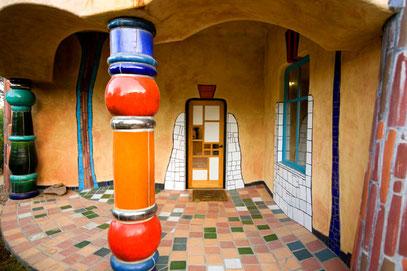 Friedensreich Hundertwasser Haus