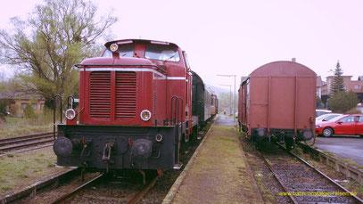 Diesellok Henschel 28636 - DBG V 34.01