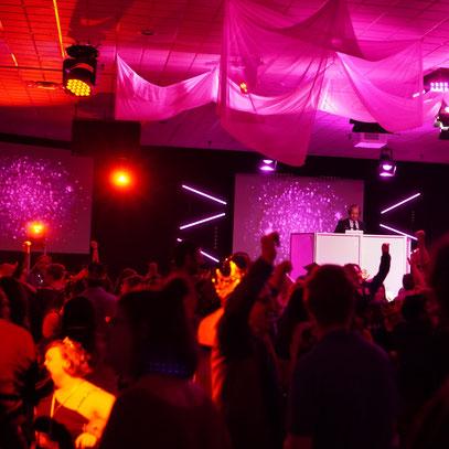 Christian Wedding DJ Menlo Park, CA , Uplighting
