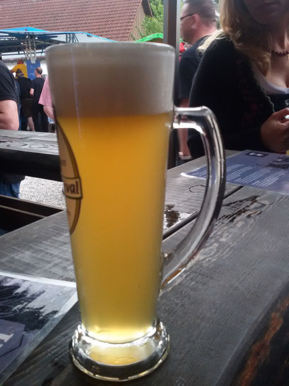 Hops Brewing Kiwi Ale