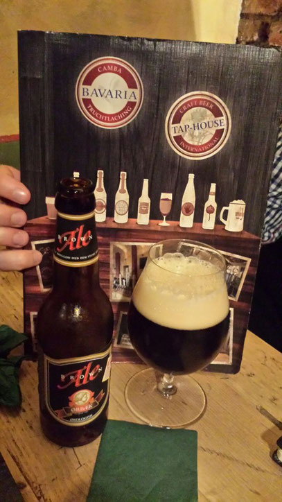Orbaek Brown Ale