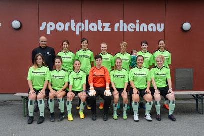 FC Münsterlingen-Berg : FC Buchs Frauen 3:0