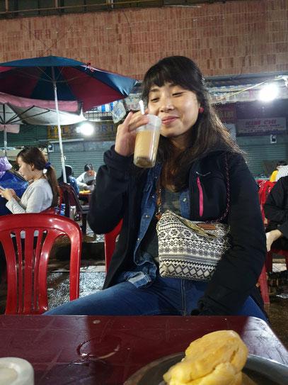 Night Market Da Lat Vietnam