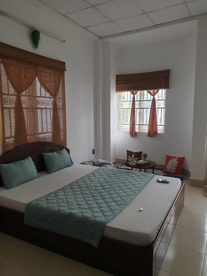 Nice hostel in Saigon HCMC Vietnam