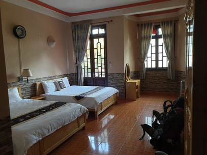 Hotel in Da Lat Vietnam