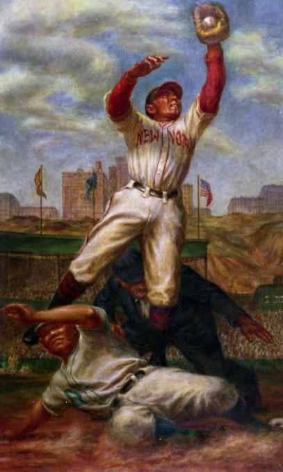 National Baseball Hall of Fame Library
