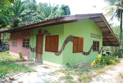 Dormitory-house