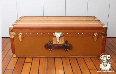 Malle moynat cabine orange