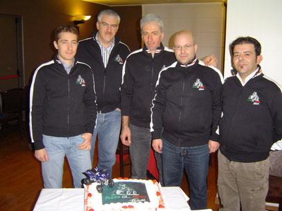 Inaugurazione FUORI DI... QUAD Team (13/12/2009)