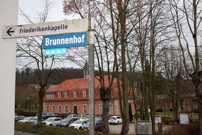 """Auch in einem Kinderheim in der Straße """"Brunnenhof"""" in Bad Rehburg führte Hans Heinze jun. Medikamentenversuche an Kindern durch."""