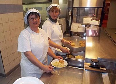 Chantal et Christine, 30 ans de complicité au service des élèves !