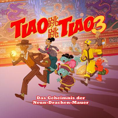 CD-Cover TIAO TIAO Folge 3