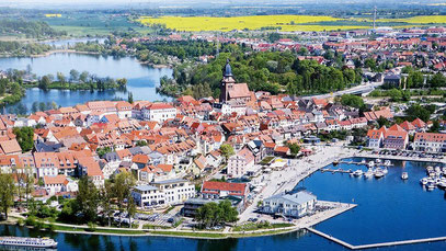 Waren a.d. Müritz (Quelle: Stadt Müritz)
