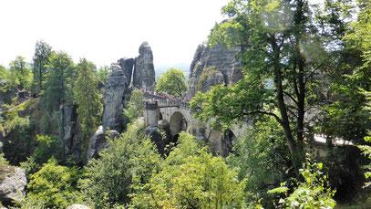 Bastei/Elbsandsteingebirge