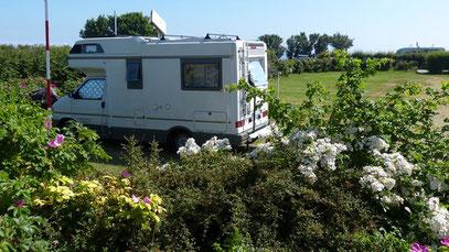 Camping-u.Stellplatz Klausdorf, Fehmarn