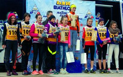 L hiver approche et les premières compétitions de préparation automnale ont  débutées le weekend dernier dans le Jura avec le 1er Biathlon Summer Tour. a523a9a090b