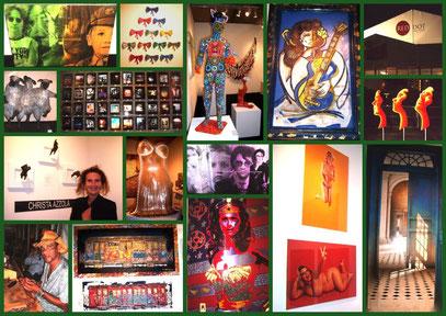 Red Dot Art Fair Miami 2012