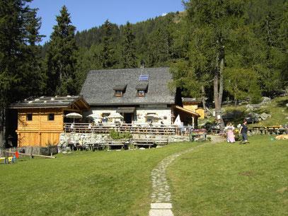 Die Ifinger Hütte