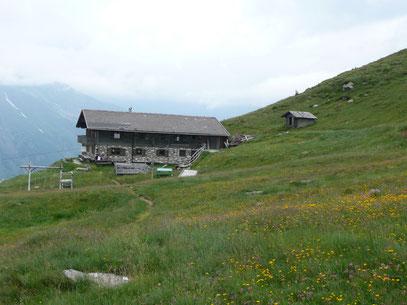 Schutzhütte Hochalm