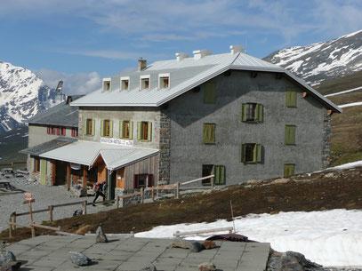Pizzinihütte Rifugio Pizzini Frattola